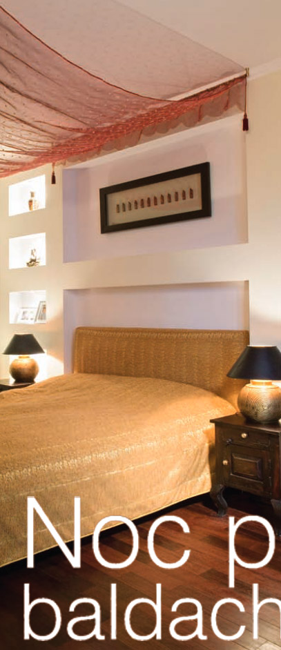 Salon i sypialnia