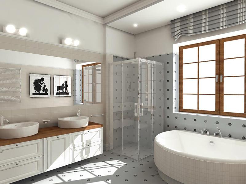 Artdekor łazienki Klasyczne